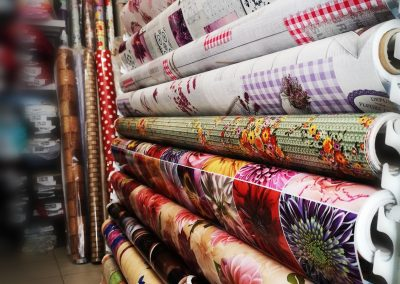 Textil Dúha - PVC obrusy, okrúhle PVC obrusy