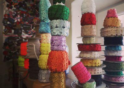 Textil Dúha - prámiky, hadovky