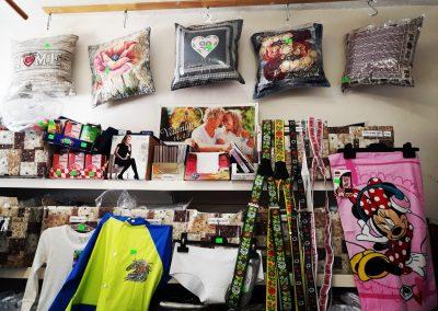 Textil Dúha - bytové dekorácie