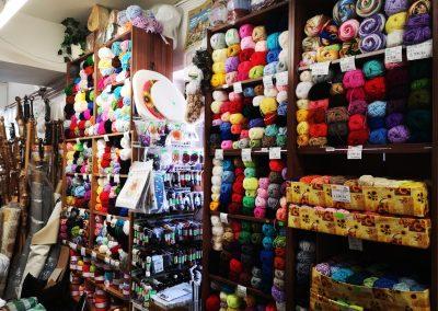 Textil Dúha - vlna