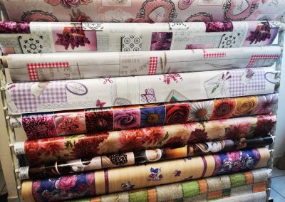 Textil Dúha - PVC obrusy